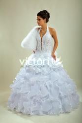 Продам НОВОЕ очень красивое свадебное платье VICTORI