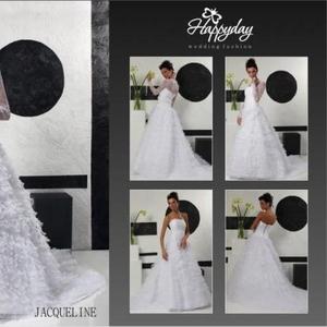 Продам НОВОЕ эксклюзивное свадебное платье Jaqueline Happyday