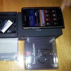 Samsung galaxy S II i9100  unlocked-- $300 USD