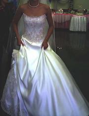 Продам свадебное платье (корсет юбка).