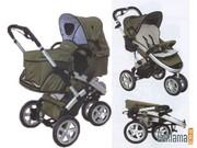 Продам детскую трехколесную коляску